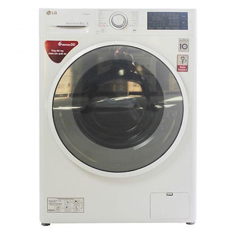 Máy Giặt Cửa Ngang Inverter LG FC1408S4W2 - 8kg