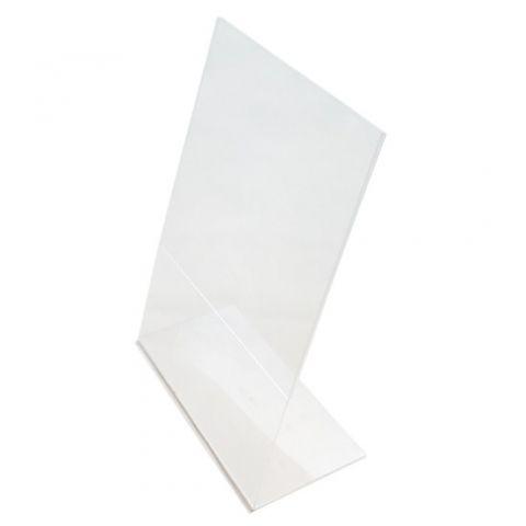 Kệ Mica đựng giấy đứng A4