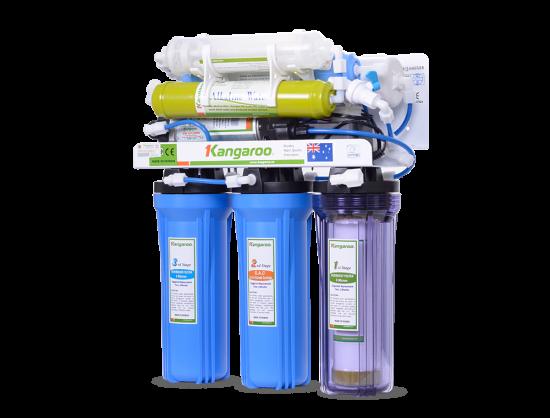 Máy Lọc Nước RO Kangaroo KG104KV