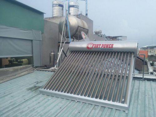 Máy nước nóng năng lượng mặt trời Fort Power