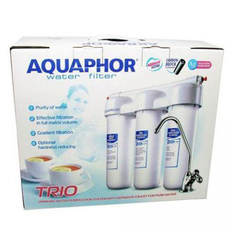 Máy lọc nước Nano Aquaphor Trio Softening