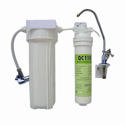 Máy lọc nước Nano Selecto QC110