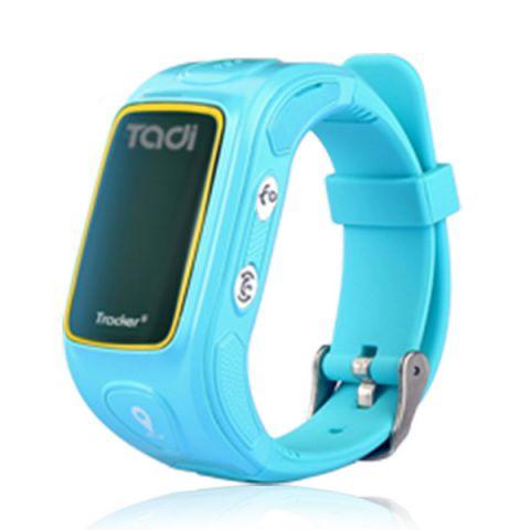 Đồng hồ định vị trẻ em Tadi Kid màu xanh