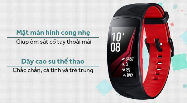 Vòng Đeo Tay Thông Minh Samsung Gear Fit2 Pro SM-R365