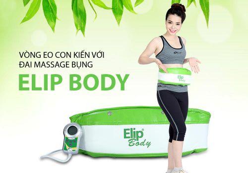 Máy massage bụng Elip Body