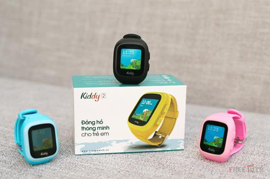 Đánh giá đồng hồ định vị Kiddy có tốt không?