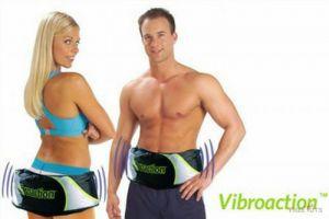 Đánh giá máy massage bụng Vibroaction có tốt không?