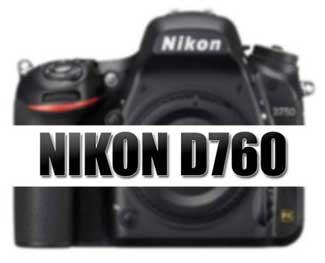 Nikon D760 sẽ sớm xuất hiện, có thể quay 4K, 153 điểm AF, cảm biến 24 MP