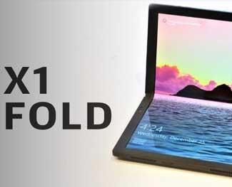 Lenovo Thinkpad X1 Fold sẽ ra mắt vào quý 3 / 2020 - giá hơn 50tr