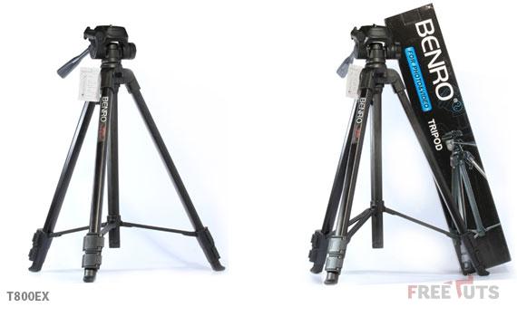 Top 10 chân máy ảnh giá tốt khuyên bạn nên dùng