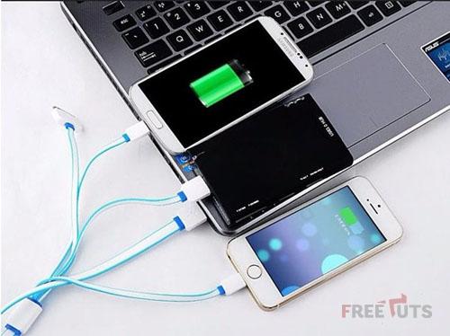 Mua dây Sạc và dây cáp điện thoại ở đâu giá tốt nhất?
