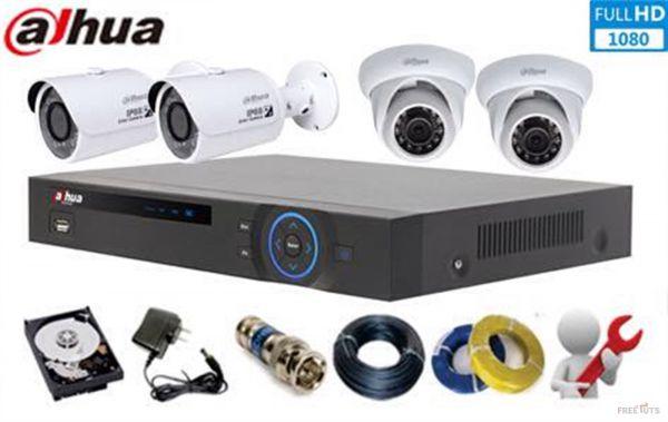 Top 10 mẫu Camera quan sát tốt và giá rẻ nhất