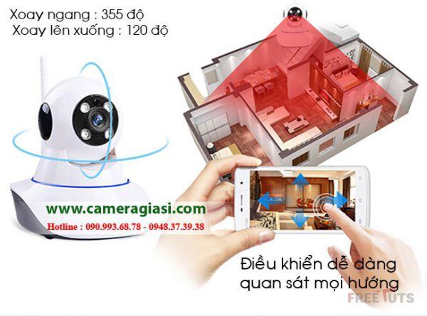 Top 10 Camera an ninh gia đình Full HD tốt nhất