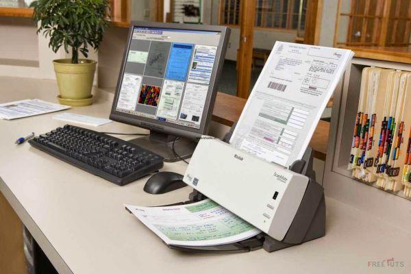 Top 10 máy scan tiện ích cho văn phòng