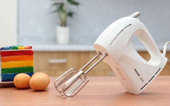 Nên mua máy đánh trứng của hãng nào? Philips - Panasonic - Bluestone hay Bosch