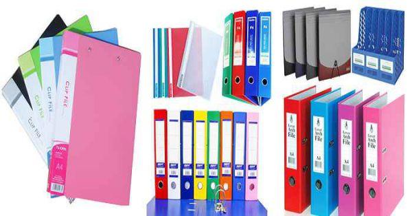 Mua file hồ sơ, bìa hồ sơ ở đâu giá rẻ và uy tín?