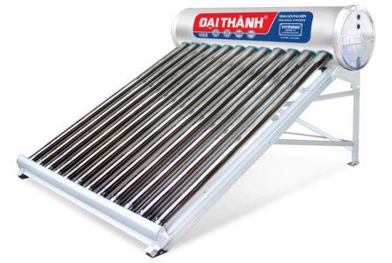 Tìm hiểu các loại máy nước nóng năng lượng mặt trời tốt nhất