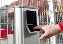 Cách chọn loại khóa cửa vân tay chống trộm cho cổng