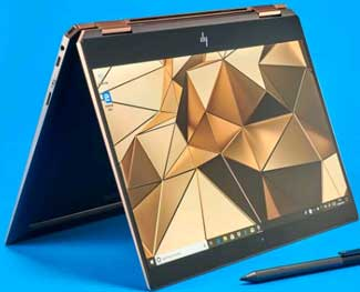 Review laptop HP Spectre x360 (2019) - Thiết kế lại 2 trong 1
