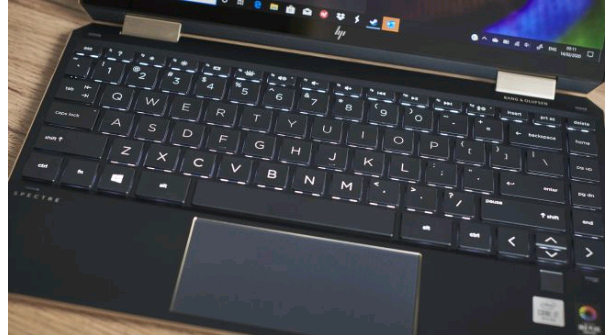 review hp spectre x360 2020 5 PNG