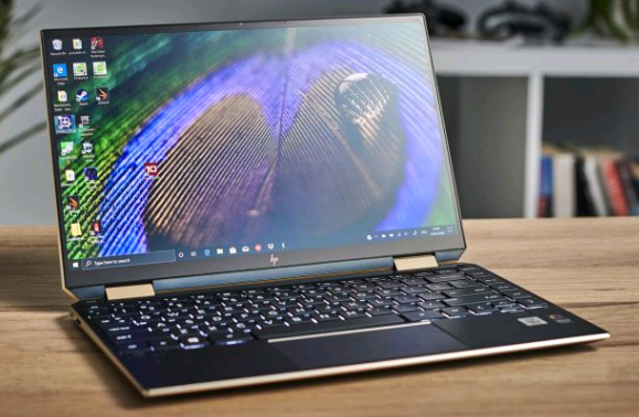 review hp spectre x360 2020 PNG