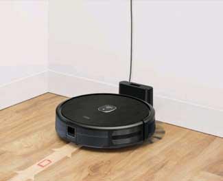 Dser RoboGeek 20T: Máy hút bụi robot thông minh dành cho mọi gia đình