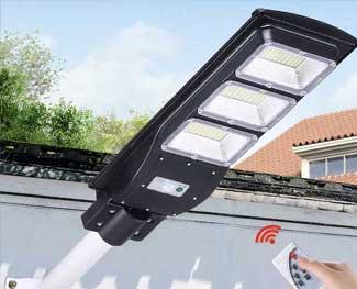 Tổng hợp 7 đèn LED năng lượng mặt trời tốt nhất hiện nay