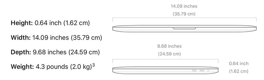 macbook pro 13 vs 16 inch 3 PNG