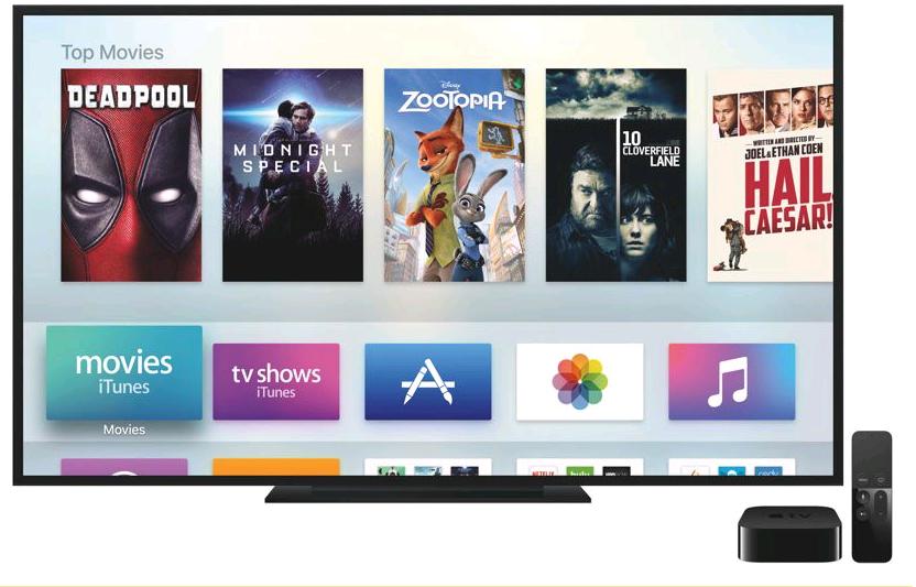 apple tv 4k 91 PNG