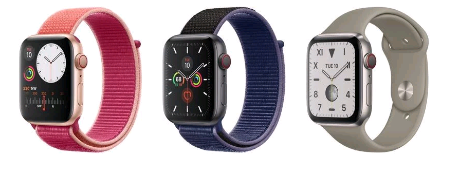 apple watch s5 1 PNG