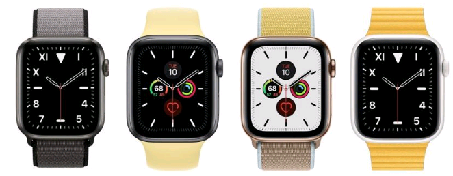 apple watch s5 9 PNG