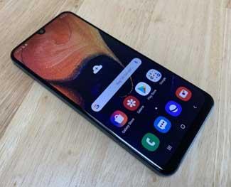 Đánh giá Samsung A50, điện thoại có RAM lên đến 6G, giá từ 6.700.000 ngàn đồng