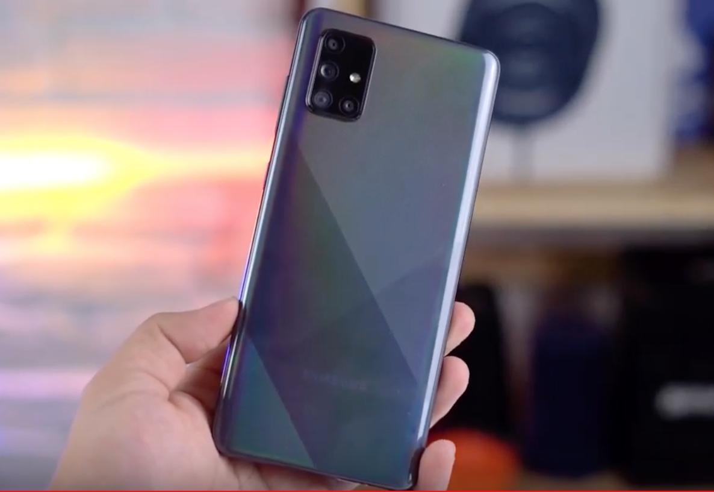 danh gia samsung Galaxy A71 1 jpg