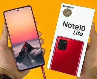 Đánh giá Samsung Galaxy Note 10 Lite: Thiết kế ấn tượng, camera chụp nét
