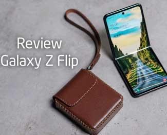 Đánh giá Galaxy Z Flip: Màn hình gập, giá cao nhưng vẫn cháy hàng