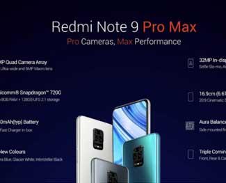 Đánh giá Xiaomi Redmi Note 9 Pro Max, giá 4 - 6 triệu, pin khủng