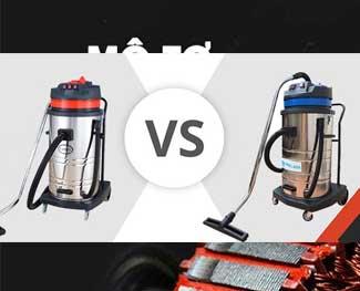 [So sánh] Thương hiệu máy hút bụi công nghiệp Palada và Camry