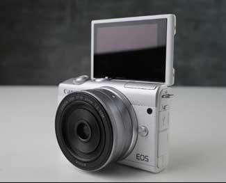 Đánh giá Canon EOS M200: Giá ngang A6100, phân khúc giá rẻ