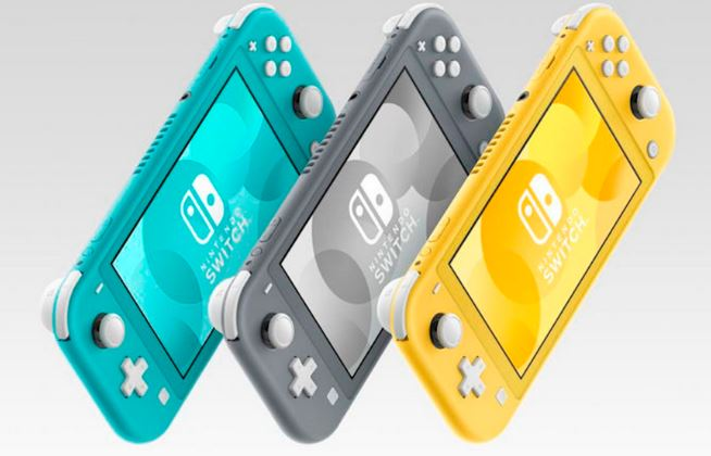 mau sac nintendo switch lite JPG