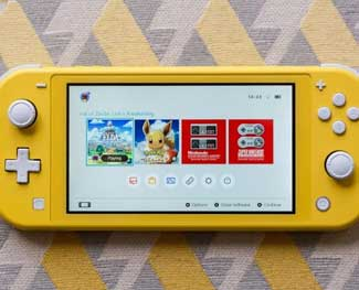 Đánh giá Nintendo Switch Lite: Giá rẻ, tương thích nhiều game