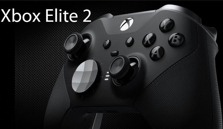 danh gia xbox elite Wireless Controller Series 2 JPG