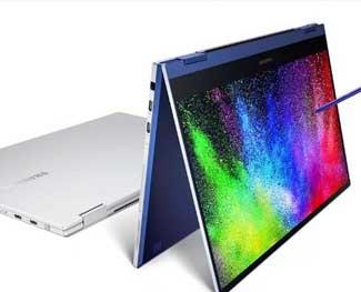 Đánh giá Galaxy Book Flex Alpha: Sở hữu màn hình QLED gập xoay 360 độ