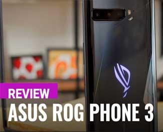 Đánh giá Asus ROG Phone 3: Điện thoại chơi game gần 30 triệu (PIN khủng)
