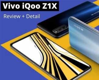 Vivo iQOO Z1x – Smartphone tầm trung sở hữu màn hình lên đến 120Hz