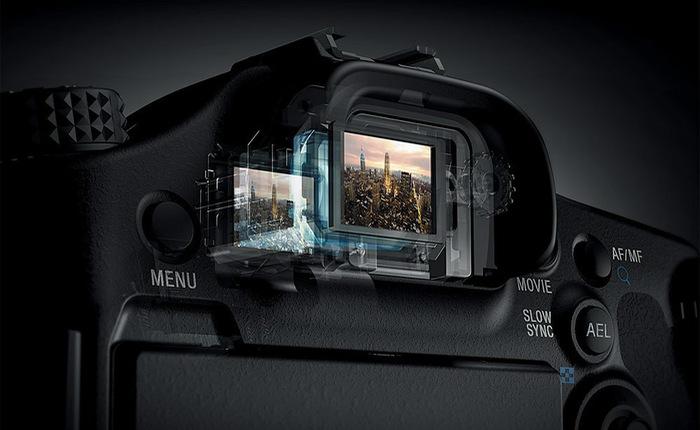 Kính ngắm điện tử EVF trong máy ảnh là gì?