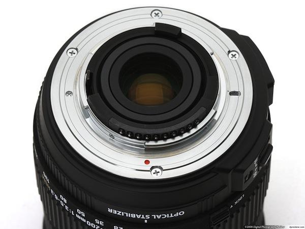 Ngàm EF (ngàm ống kính máy ảnh) là gì?