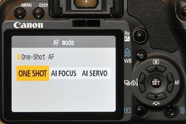 Chế độ lấy ảnh tự động (AF) máy ảnh là gì?