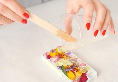 Cách làm ốp lưng điện thoại bằng Silicon / bột mì / chất liệu khác
