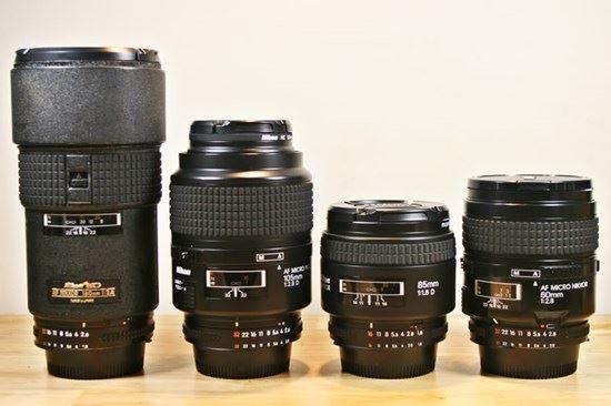 Ống kính máy ảnh - Lens máy ảnh là gì?