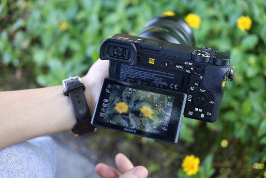 Các lỗi thường gặp trên máy ảnh SONY